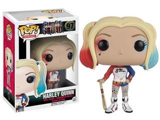 Pop! Heroes: Suicide Squad - Harley Quinn - Nuevo