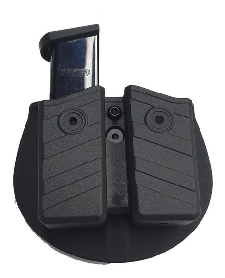 Porta Cargador Tactico Polimero Nivel 2 Rot 9/40 C/paleta