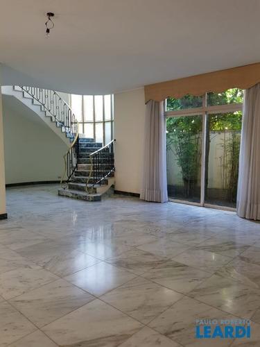 Imagem 1 de 8 de Casa Assobradada - Jardim Paulista  - Sp - 558217