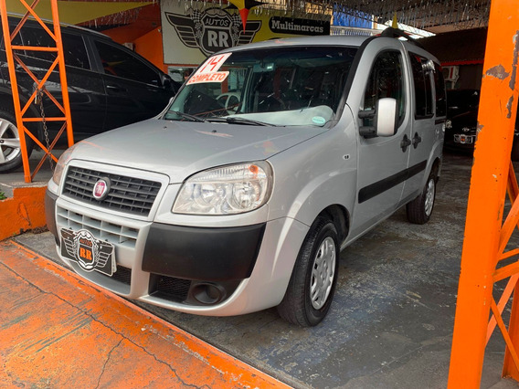 Fiat Doblo 2014 Completa 7 Lug Aceita Troca