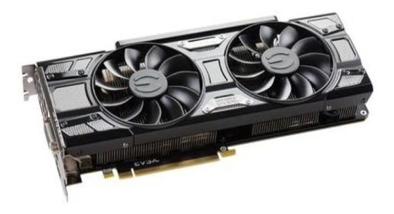 Placa De Vídeo Nvidia Evga Geforce 1070 Ti 8gb Com Garantia
