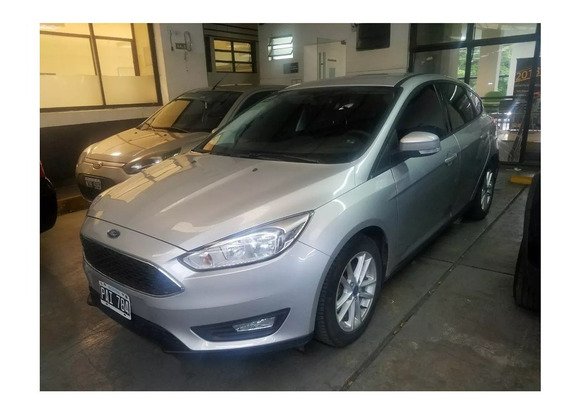 Ford Focus 1.6 Mt S 5 Ptas 2015 $ 560500 Y Cts (gm)