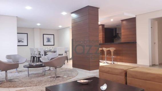 Apartamento De 78m2 Com 2 Dormitórios 1 Suite À Venda Por R$ 428.000 - Parque Boa Esperança - Indaiatuba/sp - Ap2778