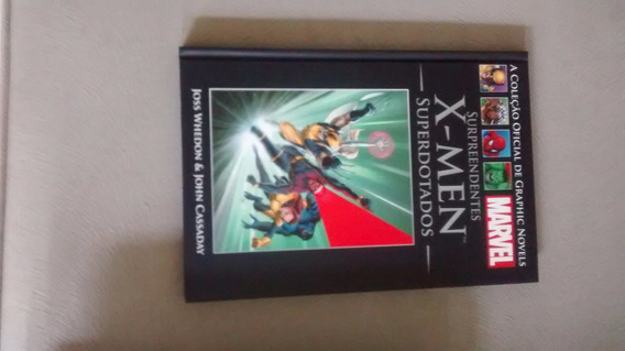 Marvel Salvat - X Men Superdotados - N°36