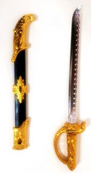 Espada Sable San Martin Patrios Disfraz Niño Acto Cotillon
