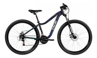 Bicicleta Caloi Évora Alumínio 21v Aro 29 Preto