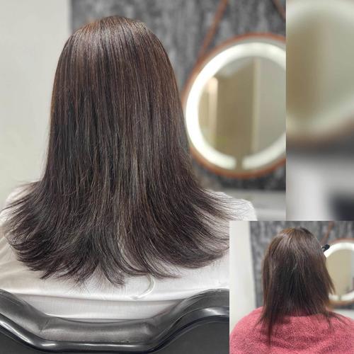 Mega Hair Micro Cápsulas Queratina + Selagem