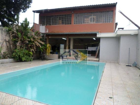 Casa Residencial À Venda, Parque Suzano, Suzano. - Ca0178