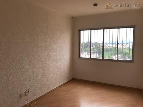 Imagem 1 de 17 de Apartamento Com 2 Dormitórios Para Alugar, 53 M² Por R$ 1.300,00/mês - Parque Maria Domitila - São Paulo/sp - Ap1804