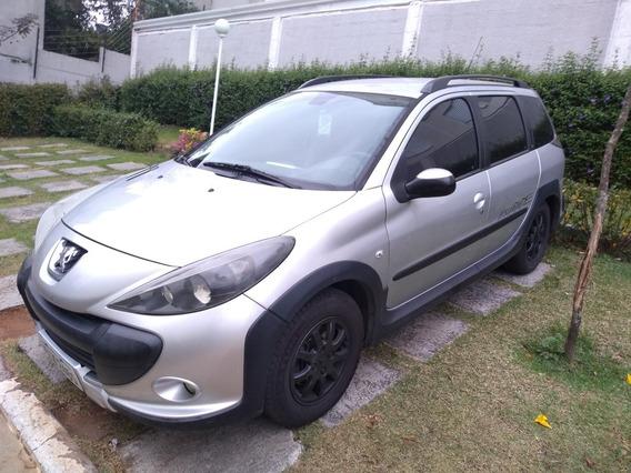 Peugeot 207 Sw 1.6 16v Escapade Flex 5p