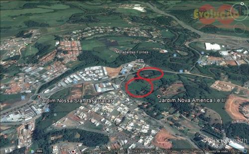 Área Comercial / Industrial - Rodovia Das Estancias - Te0452