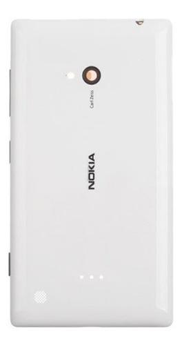 Tapa Trasera Batería Nokia Lumia 720 100% Original Blanca