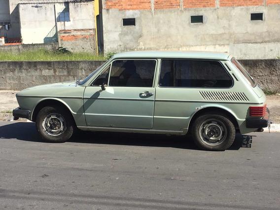 Volkswagen Brasília - Mod. 1982