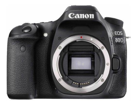 Canon 80d Corpo