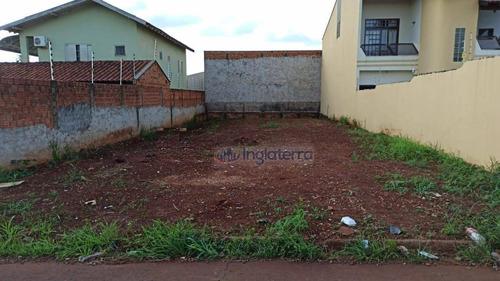 Imagem 1 de 4 de Terreno À Venda, 250 M² Por R$ 195.000,00 - Marumbi - Londrina/pr - Te0569