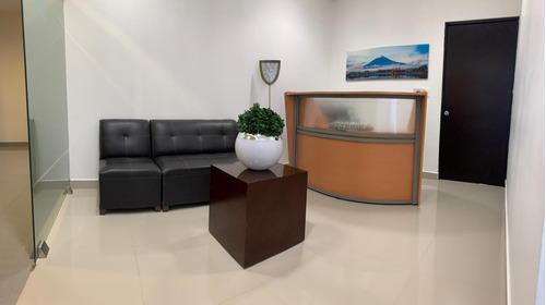 Imagen 1 de 14 de Rento Oficina Amueblada En Edificio Alttus