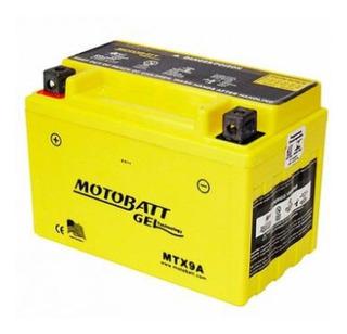 Bateria Moto Motobatt 9ah Yamaha Mt-03 660 Xv250 Xt600