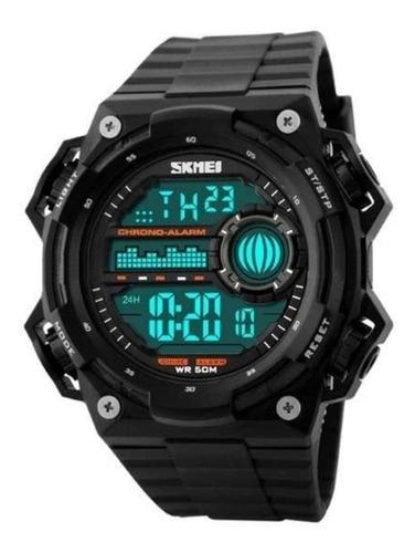Relógio Esportivo Masculino Skmei 1115 Prova D'água Com Nf