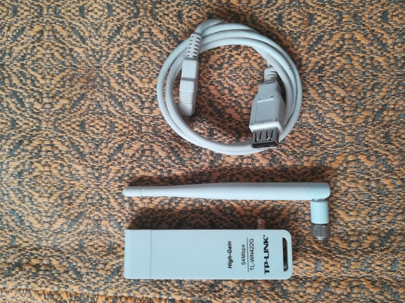 Adaptador Usb Wifi Tp Link Tl-wn422g - 54mbps
