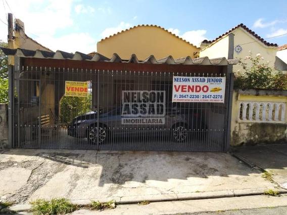Casa Assobradada Para Venda No Bairro Vila São Geraldo, 0 Dorm, 0 Suíte, 1 Vagas, 0 M - 1588