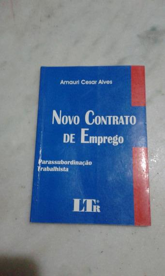 Novo Contrato De Emprego Parassubordinaçao Trabalhista