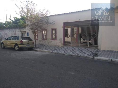 Imagem 1 de 27 de Casa Com Edícula - Ca0156