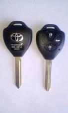 Llaves Toyota Con Mando