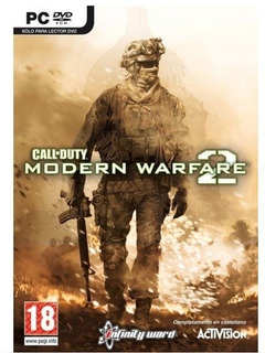 Call Of Duty - Modern Warfare 2 (codigo Digital) Pc