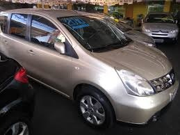 Nissan Livina Automatica, 2010