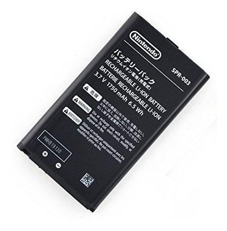 Nueva Versión 2015 Nintendo 3ds Xl Reemplazo De La Batería