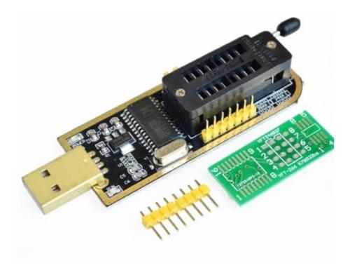 Programador Usb De Flash Para Eeprom Ch341a