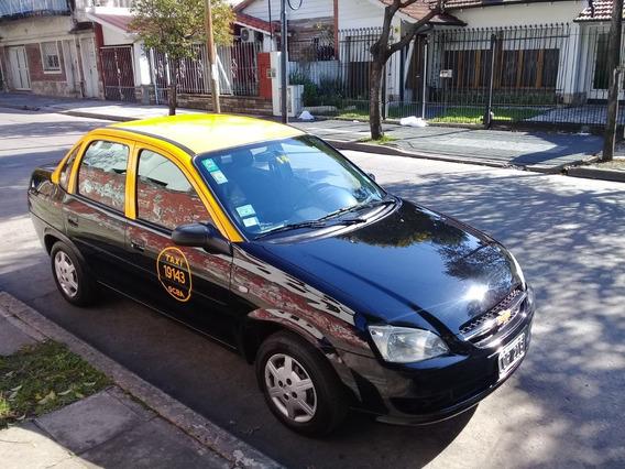 Dueña Vende Taxi C.a.b.a.