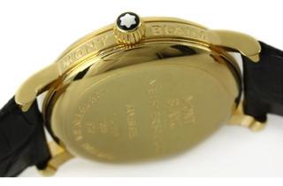 Reloj Montblanc Inmaculado Meisterstuck Autom. Original