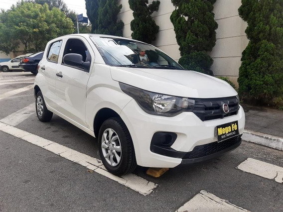 Fiat Mobi Evo Easy 1.0 Completo Branco 2018