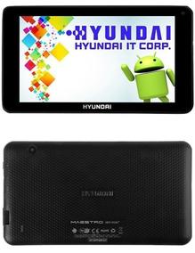 Tablet Hyundai Maestro Hdt-7433h+ 8gb Android 7.1.2 Quadcore