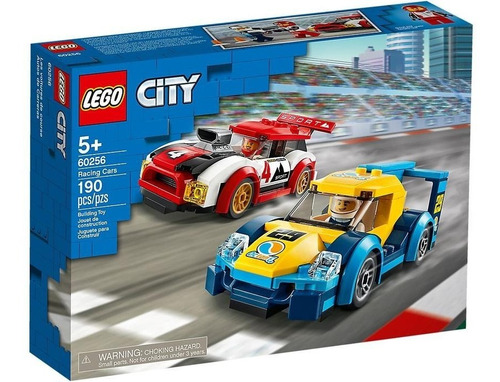 Lego City Coches De Carreras 60256