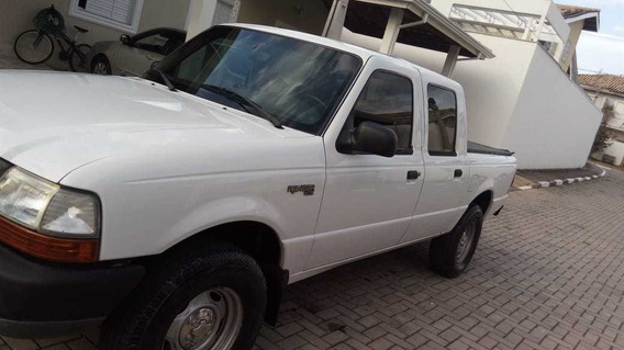 Ford Ranger 2.5 Xl Cab. Dupla 4x2 4p Gasolina 2001