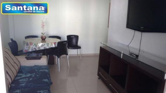 01724 - Apartamento 2 Dorms. (1 Suíte), Bandeirantes - Caldas Novas/go - 1724