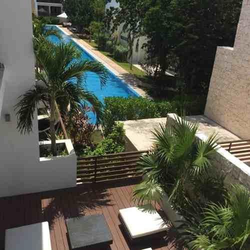 Se Renta Casa De 3 Rec En Rincon Del Mar Playacar Playa Del Carmen P3131
