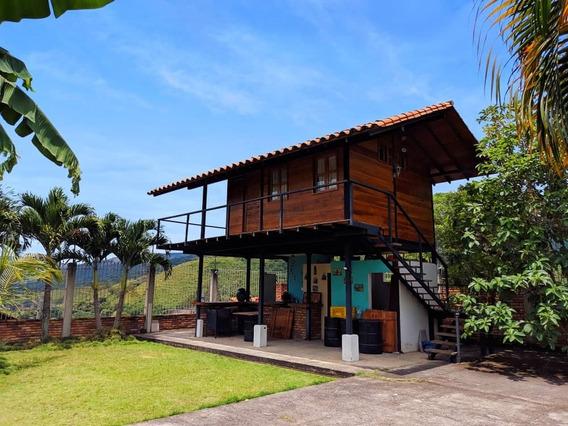 Cabaña En Peribeca , Ideal Para Tu Tranquilidad