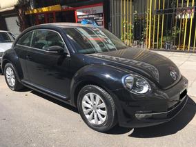 Volkswagen The Beetle 1.4 Design Mq - Negro Único Dueño