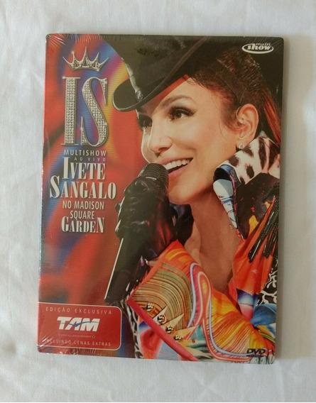 Dvd Ivete Sangalo Edição Exclusiva Tam