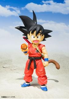 S.h. Figuarts Dragon Ball - Son Goku (childhood)
