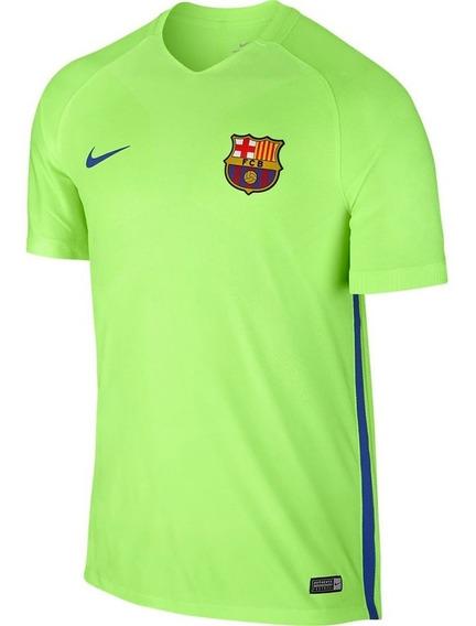 Camiseta Nike Barcelona 2018 Aeroswift Futbol Profesional