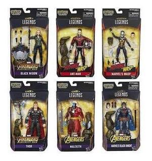 Serie 2 Marvel Legends Avenger Infinity War Cull Obsidian Ba