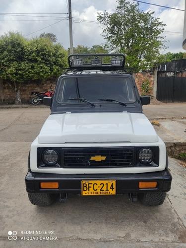 Chevrolet Samurai Campero