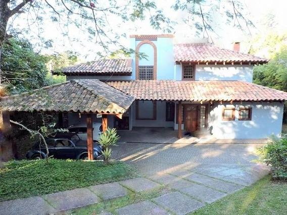 Casa Com 4 Dormitórios Suítes À Venda, 390 M² Por R$ 1.300.000 - Chácara Santa Lúcia Dos Ypes - Carapicuíba/sp - Ca2465