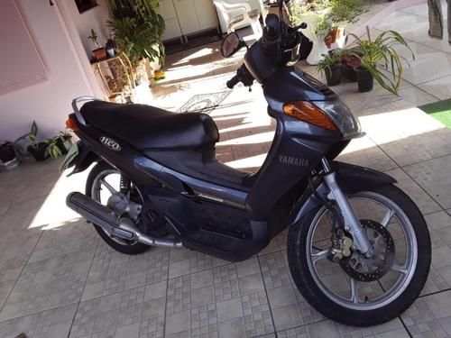 Yamaha/ Neo At 115 Cc, Único Dono, 2005, C/manual Do Proprie