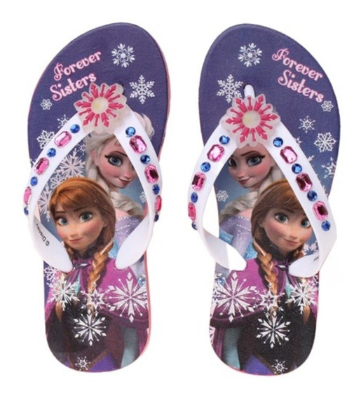 Ojotas Disney Frozen Princesas / Monster Inc - Luces Addnice