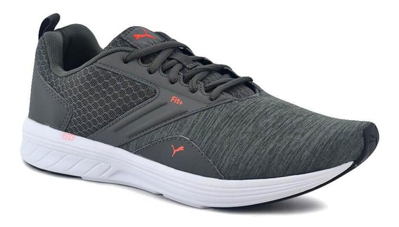 Zapatilla Puma Hombre Ngry Comet Adp Training Gris